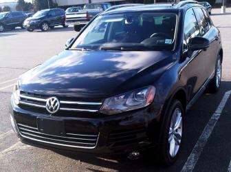 2011 VW Touareg TDI Executive
