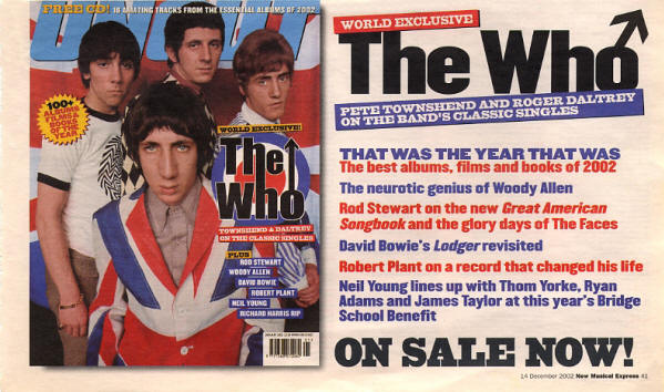 The Who - Uncut - 2002, UK