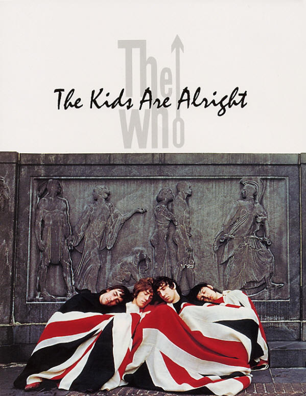 The Who - The Kids Are Alright DVD - 2003 USA Press Kit