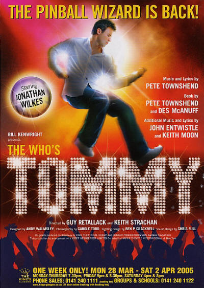 The Who - Tommy - 2005 UK