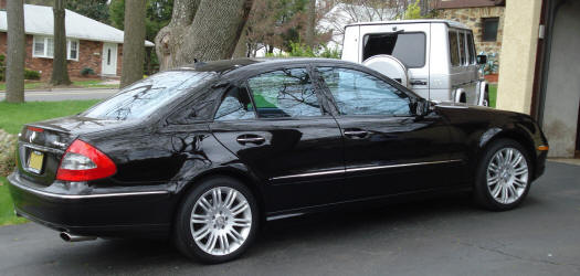 Mercedes-Benz E350 4-Matic