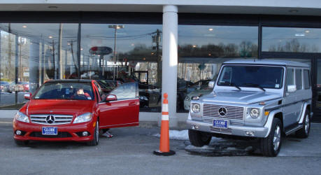 2008 Mercedes-Benz - Double Pickup! (E300 Sport 4-Matic & G500)