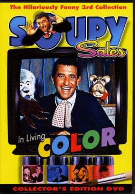 Soupy Sales 3rd Collection