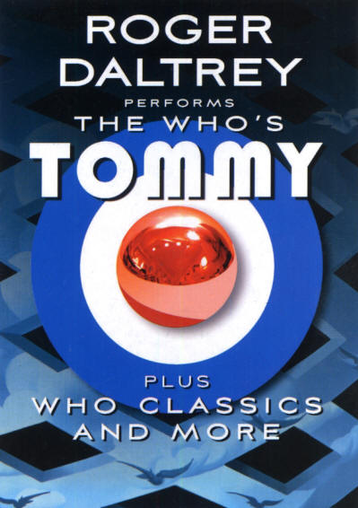 Roger Daltrey - Tommy - Ragley Hall - July 3, 2011 UK Flyer (Cancelled Show)