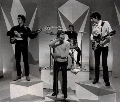 The Who - 1965 Misc. Pix