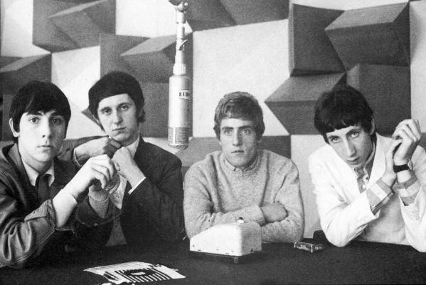 The Who - 1965 UK