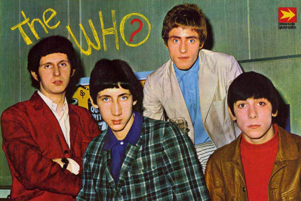 The Who - 1966 Holland