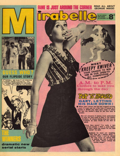 The Who - UK - Mirabelle - November 19, 1966
