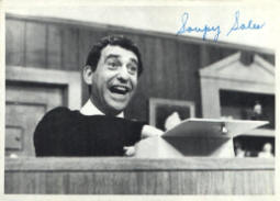 Soupy Sales - 1966 Trading Card # 8