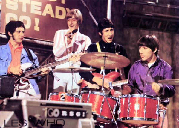 The Who - 1966 France