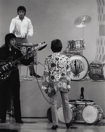 The Who - 1967 Smothers Brothers Show