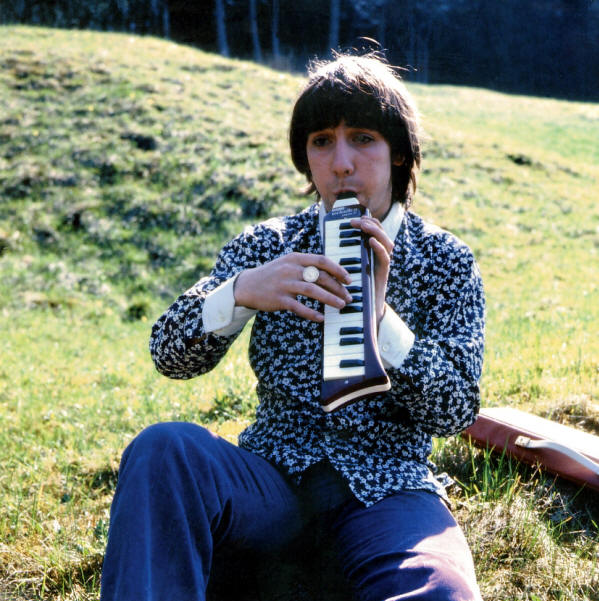 Keith Moon - 1967 UK