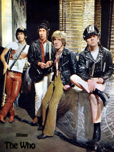The Who - 1968 Holland