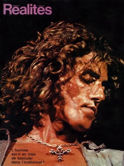 Roger Daltrey - France - Realtes - October, 1970