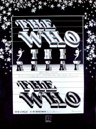 The Who - The Relay - 1972 USA