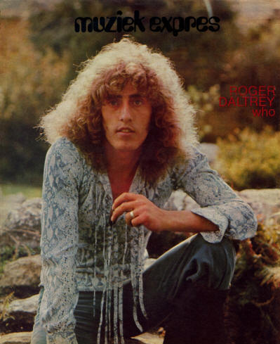 roger daltrey - after the fire