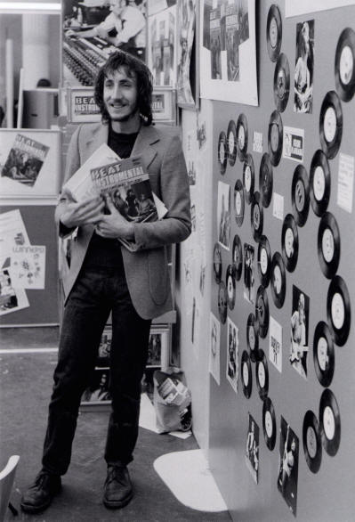 Pete Townshend - 1975 UK