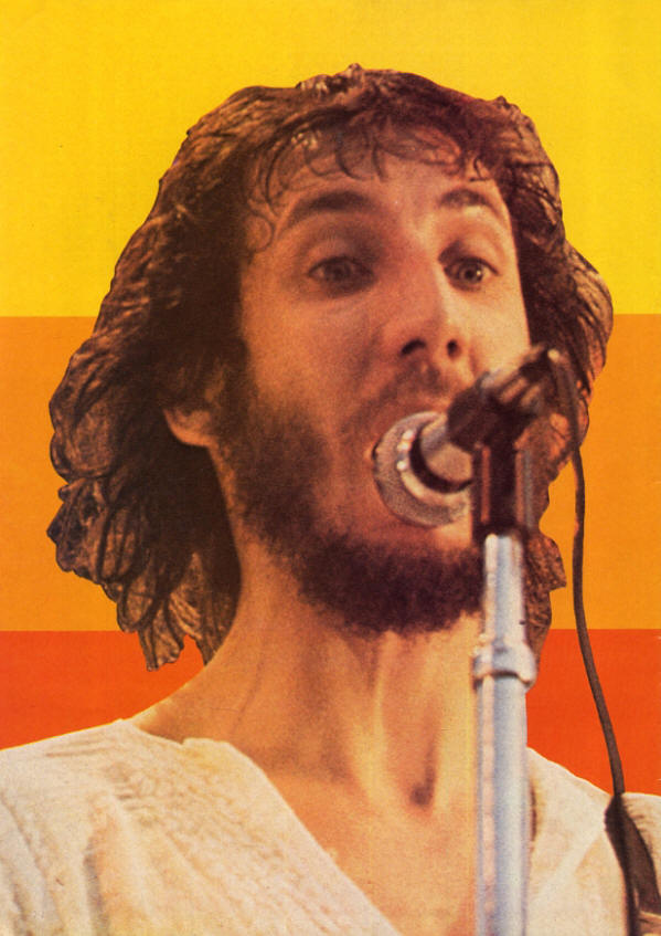 The Who - 1975 Misc. Pix
