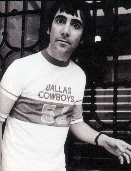 Keith Moon - 1975 UK