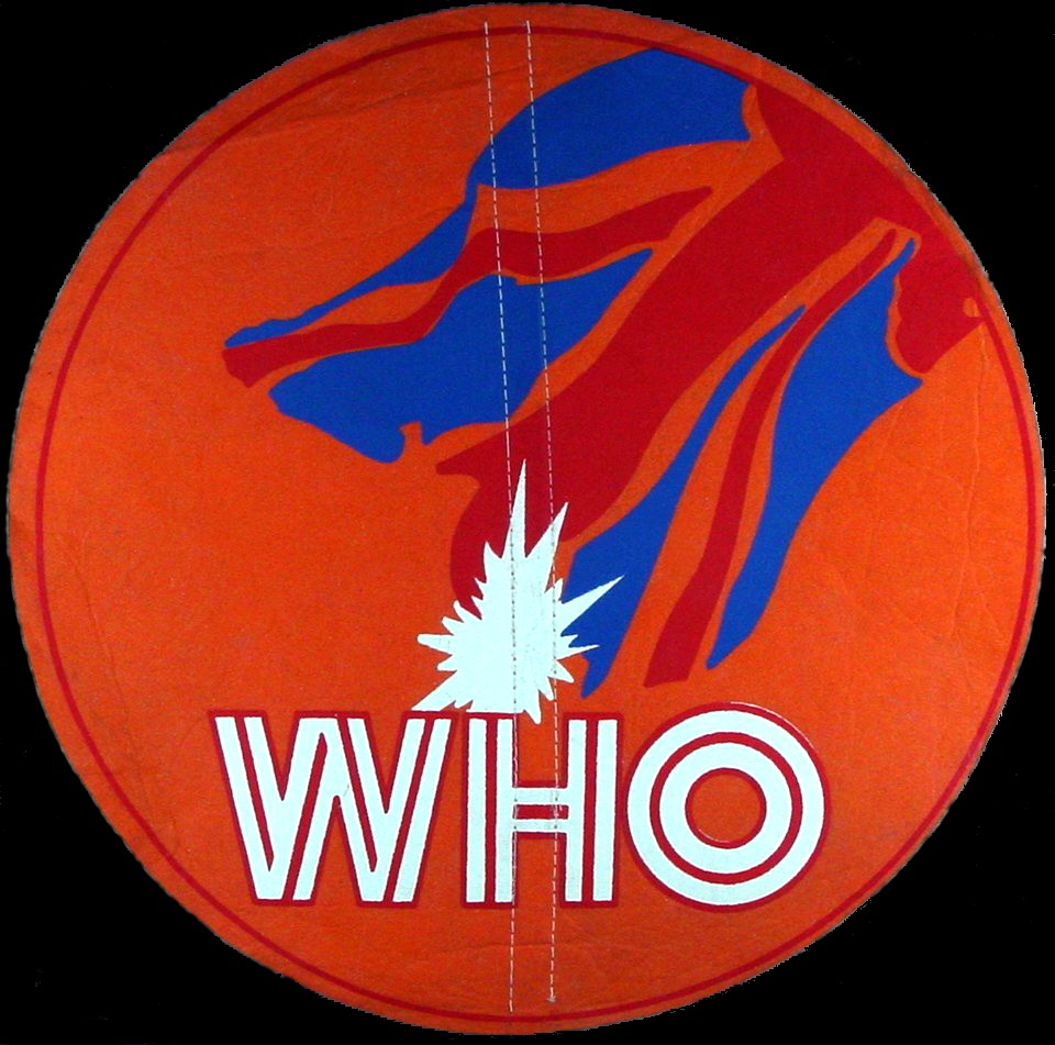 "The Who - Big Felt ""thing"""