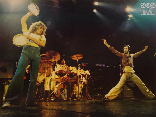 The Who - 1976 Germany