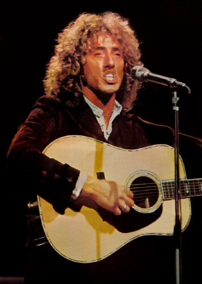 "Roger Daltrey - 1977 UK - Fold out from ""Focus On Magazine"""