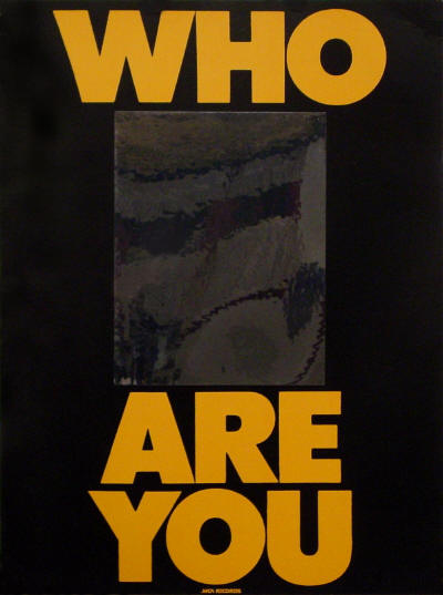 The Who - Who Are You - 1978 USA (Promo)