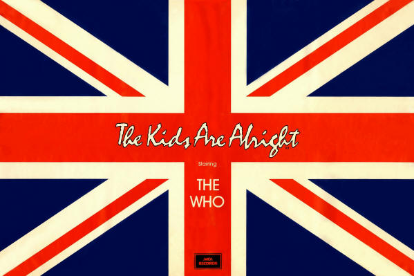 The Who - The Kids Are Alight - 1979 Canada (Promo)