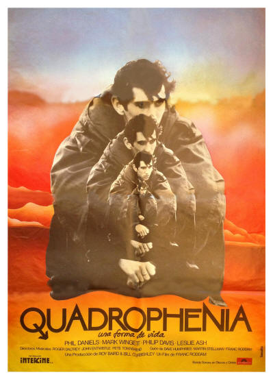 The Who - Quadrophenia - 1979 Spain (Promo)