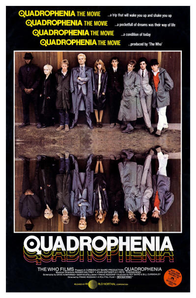 The Who - Quadrophenia - 1979 USA (Promo)