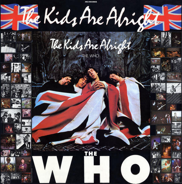 The Who - The Kids Are Alright - 1979 USA (Promo)