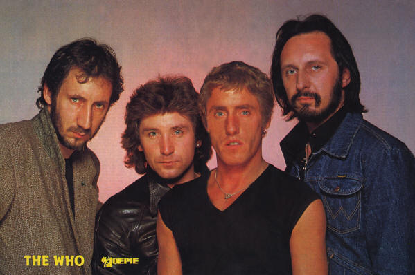 The Who - 1979 Germany