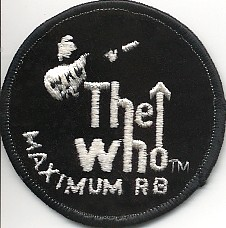 The Who - Patch