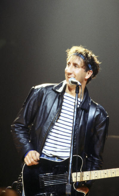 Pete Townshend - The Who 1982 Tour