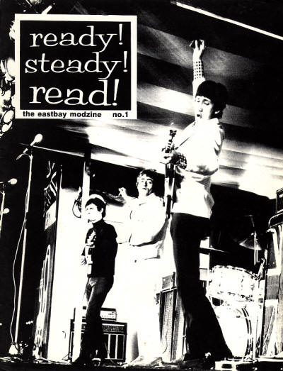 The Who - USA - Ready Steady Read - 1988