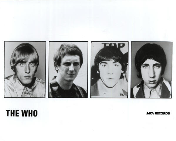 The Who - 1995