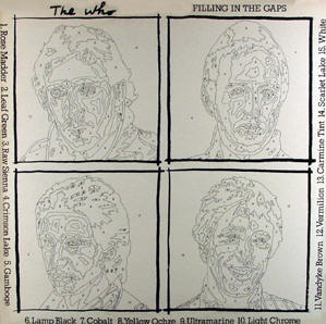 Filling In The Gaps - UK - 1981 Polydor LP