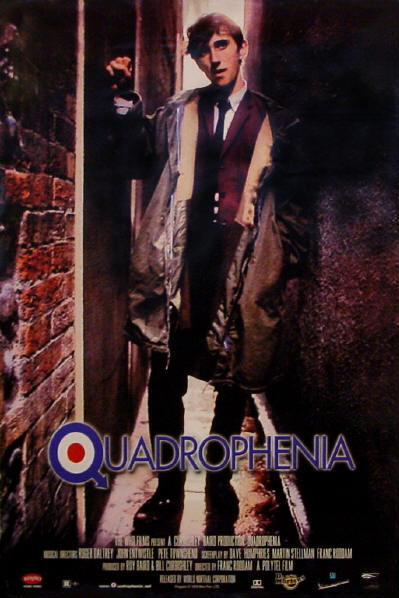 The Who - Quadrophenia - 2001 USA (Promo)