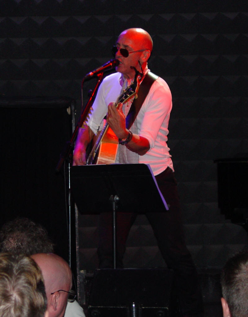 Simon Townshend: Live at Joe's Pub, New York City - September 11, 2012