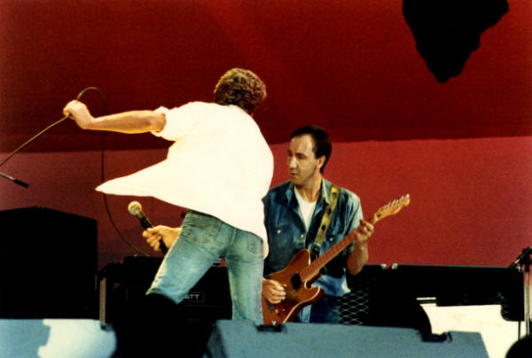 The Who - Live Aid - July 13, 1985