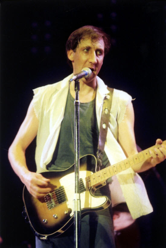 The Who - Tangerine Bowl, Orlando, Florida - November 27, 1982