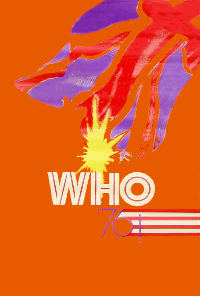 The Who - 1976 USA