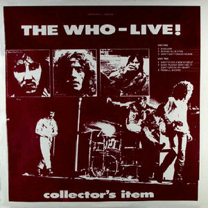 The Who - Bootlegs - Live - Page 5